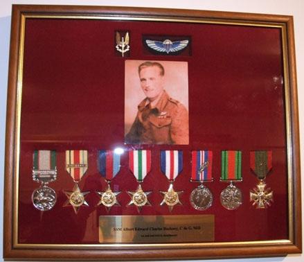 Poppy Medal Framing - Specialists in innovative impressed method of ...
